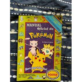 Manual Oficial Do Pokémon.