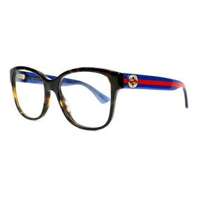 Armação Óculos De Grau Gucci Gg 0038o 54 17 140 Ideal Solar. 3 cores. R  399 32eaddddad