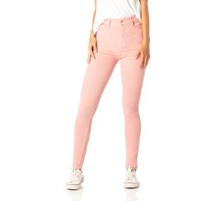 Calça Feminina Colorida Skinny Cintura Alta Denim Zerodz2528 por Denim  Zero. 5 vendidos · Calça Capri 70603 bb1766d72da