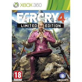 Far Cry 4 Midia Digital Completo Em Português Xbox 360