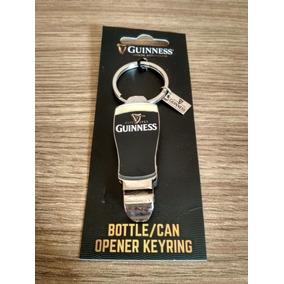 Chaveiro Guinness Abridor De Lata E Garrafa Importado