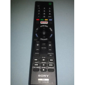 Controle Remoto Sony Kd-49x7005d Kd-55x7005d Kd-65x7505