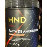 Pasta De Amendoim Hnd - 500g (promoção De Lançamento)