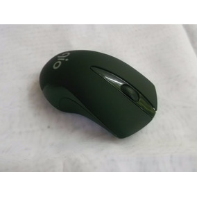 Mouse Inalámbrico Gio W120 Negro Equiprogram