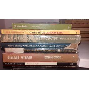 Livros Literários Antigos Para Exímios Leitores