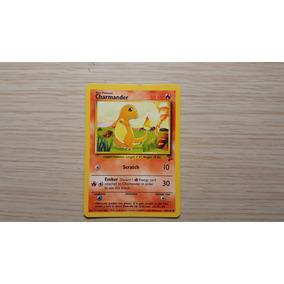 Card Charmander Tcg 69/130 Base Set 2