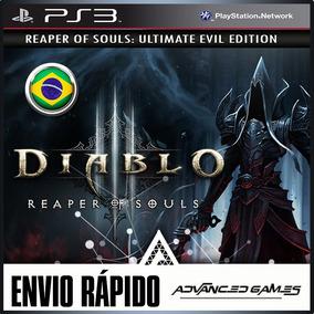 Diablo 3 Reaper Of Souls Ultimate Evil Dublado Ps3 Psn Jogos