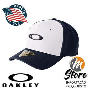 Bone Oakley Tincan L xl - Bonés no Mercado Livre Brasil 7cf238080b9