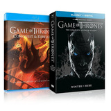 Blu Ray Game Of Thrones: 7ma. Temporada - Stock - Nuevo