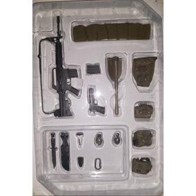 Acessórios Platoon: Sgt Barnes Hot Toys Originais E Novos.