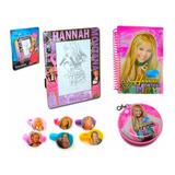 Coleção Hannah Montana Miley Cyrus Disney Original