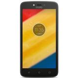 Celular Motorola Moto C Xt1755 16gb - Brinde Pelicula + Capa