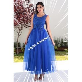 5546508dd Vestido Fiesta Gala - Vestidos Largos de Mujer Azul en Jalisco en ...