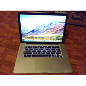 Macbook Pro I5 8 Gb De Ram 15 Pulgadas