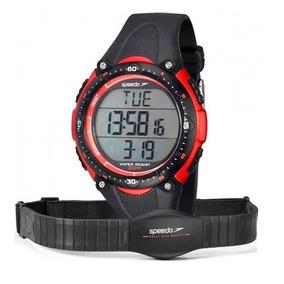 52b8fdc0911 Relogio Monitor Cardiaco Sem Cinta Speedo - Joias e Relógios no ...