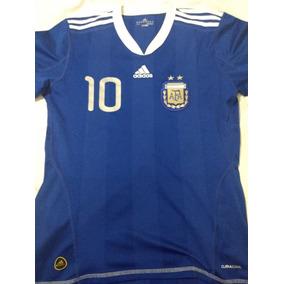 a2e770d8bf Camiseta Argentina Suplente 2010 - Camisetas de Selecciones en ...