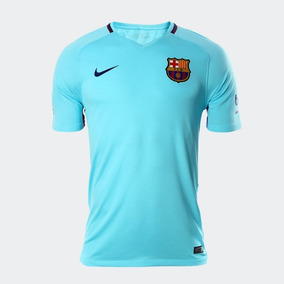 33658938fa7a4 Jersey Playera Nike 17 18 Fc Barcelona Estadio 3rd