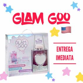 Glam Goo Make Slime Fashionable