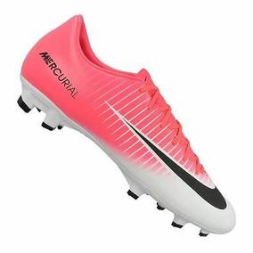 Nike Mercurial - Tacos y Tenis Nike Rosa claro de Fútbol en Mercado ... 31e806f5ba931