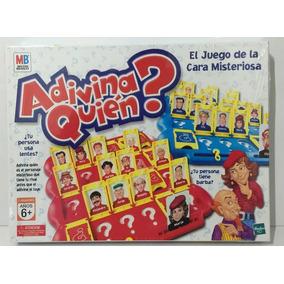 Juego Quien Soy Adivina El Personaje Juego De Mesa Nino Juegos De