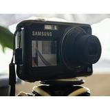 Camara Samsung Pl120 5x Zoom 14.2mp Doble Pantalla