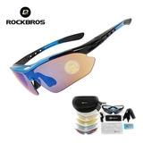 Kit Óculos Rockbross (5 Lentes)polarizado