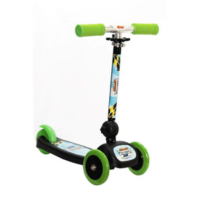 Patinete Scooter Net Racing Club Preto Zoop Toys - Scooters e ... c2be622518b75
