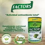 Complemento Nutricional De Avena, Guanábana Y Vitamina C.