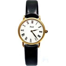 17af402f12b Relogio Piaget Tank Ouro Branco - Relógios no Mercado Livre Brasil