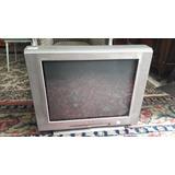 Televisor De 25 Pulgadas Sony Funcionando. #1830