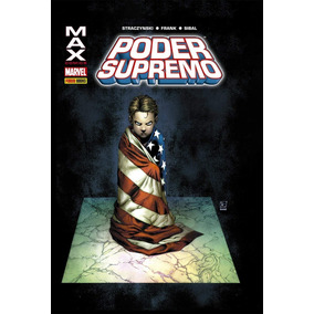 Poder Surpemo - Marvel Max - Panini, 2018.