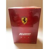 Locion Scuderia Ferrari Red 125 Ml