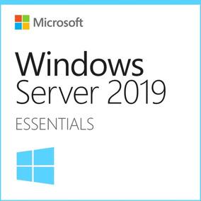 Windows Server 2019 Essentials + Nf-e