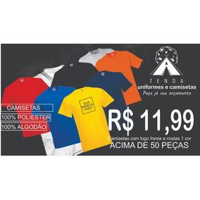 Camisetas E Uniformes Personalizados 70768b340efa6