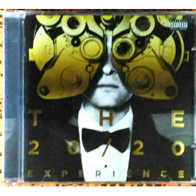 Cd Justin Timberlake The 20/20 Experience (2 Of 2)