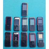 Lote Com 11 Celulares Nokia 5310 Music (leia A Descrição)