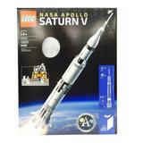 Lego Nasa Apollo Saturn V 1969pz Cohete Espacial 21309