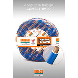 Rollo Cable Indeco Thw 14 Awg