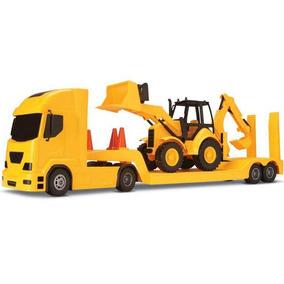 Caminhão Silmar Polluz 6650 Com Carregadeira