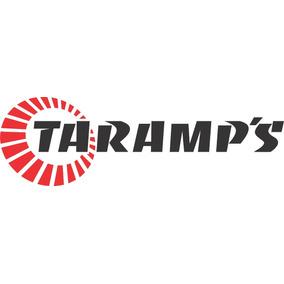 Adesivo Taramps Som Automotivo - 14x4cm - Frete Fixo