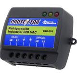 Protector De Voltaje 220v Refrigeración Regleta, Cable Cable