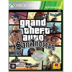 Gta San Andreas Versão Hd - Midia Digital Xbox 360 Promoção