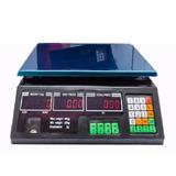 Balança Eletrônica Digital Divisão 2 Gramas Capacidade 40 Kg