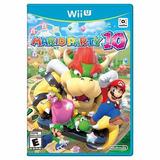 Mario Party 10 Wii U Nuevo Y Sellado