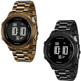 6afdae45198 Relógio Lince Digital - Relógios De Pulso no Mercado Livre Brasil
