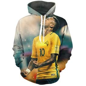 014db32009 Card Copa 2018 Neymar - Moletom no Mercado Livre Brasil