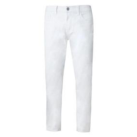Calça Jeans Skinny Branca Calça Branca Tng 12x S/juros