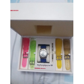 Reloj Technomarine Con 5 Correas