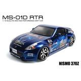Ms De Mst - 01d Rtr 1/10 Escala 4wd Coche De Drift Rc