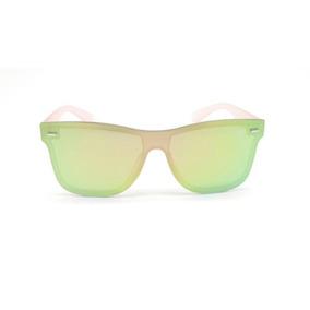 23f6bf20d46a8 Oculos Flat Espelhado Feminino De Sol - Óculos no Mercado Livre Brasil